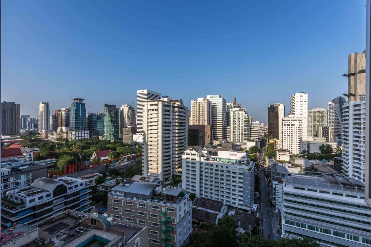 Piri Property Agency's one bedroom Condominiumon 16 floor For Rent 11