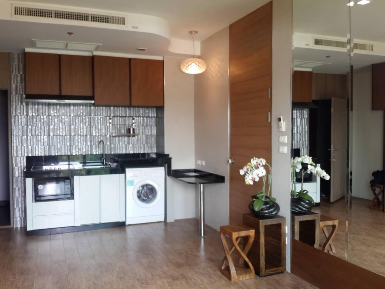 Piri Property Agency's one bedroom Condominiumon 7 floor For Rent 8