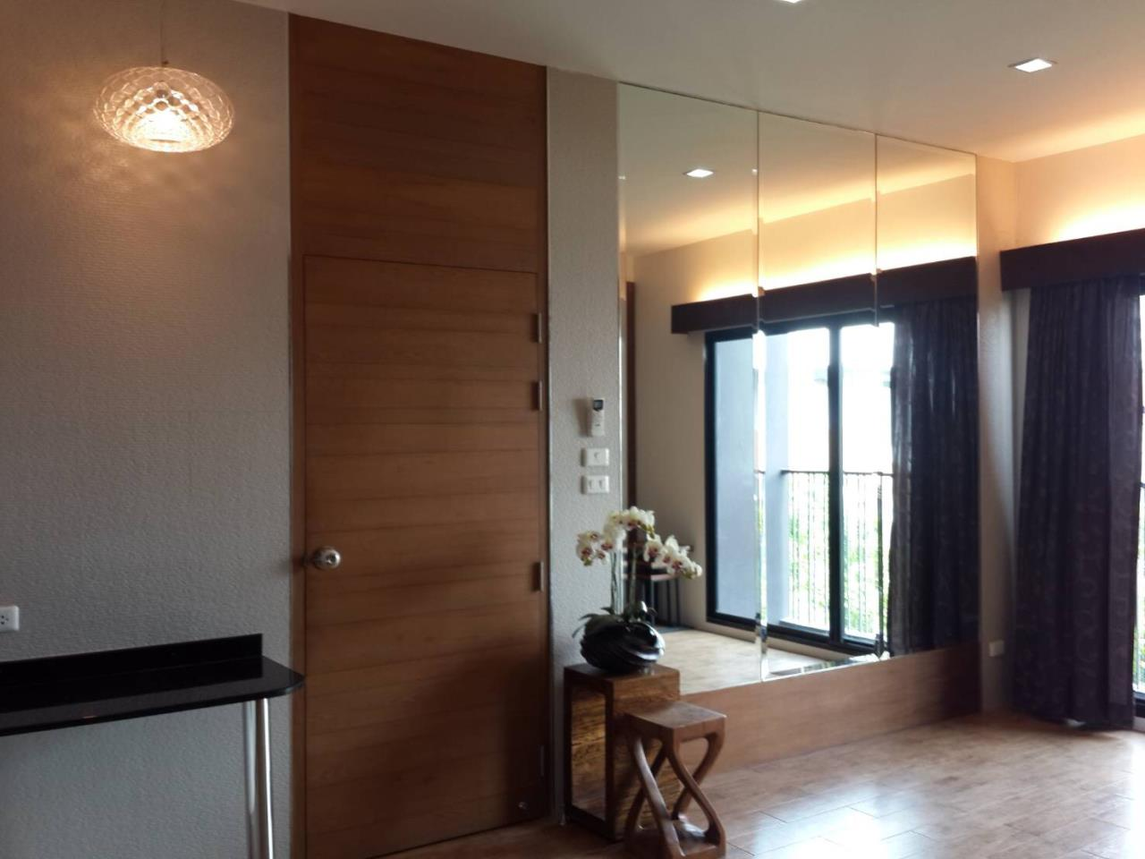 Piri Property Agency's one bedroom Condominiumon 7 floor For Rent 1