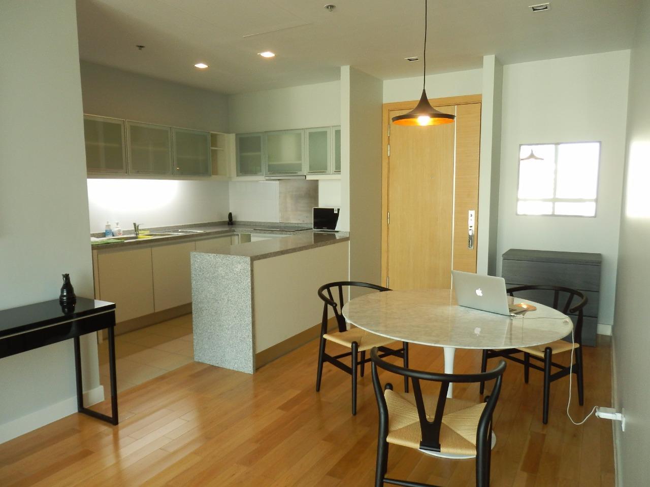 Piri Property Agency's 2 bedrooms Condominiumon 30 floor For Rent 3