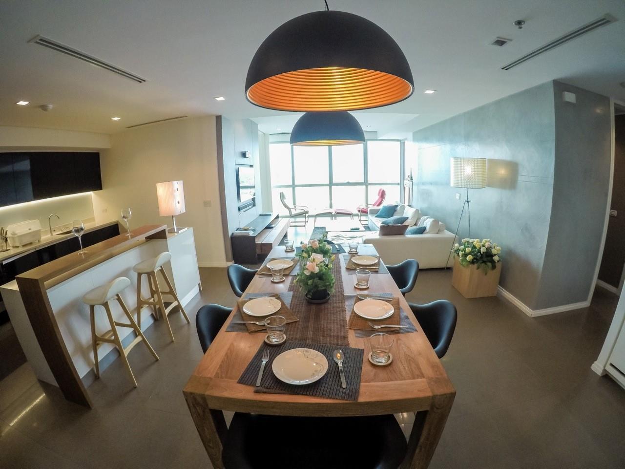 Piri Property Agency's 3 bedrooms Condominiumon 49 floor For Sale 4
