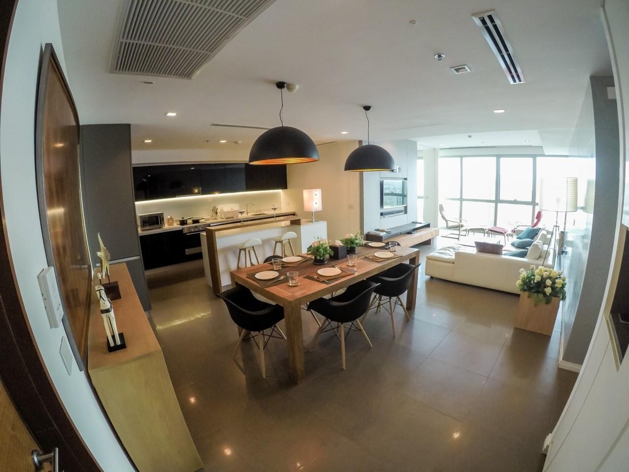 Piri Property Agency's 3 bedrooms Condominiumon 49 floor For Sale 8