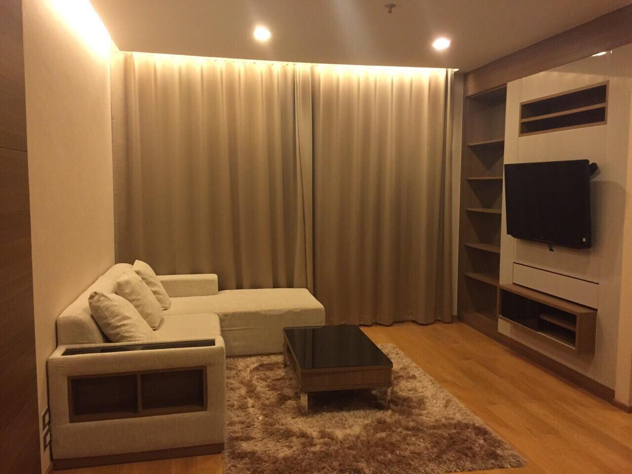 Piri Property Agency's 2 bedrooms Condominiumon 41 floor For Rent 1