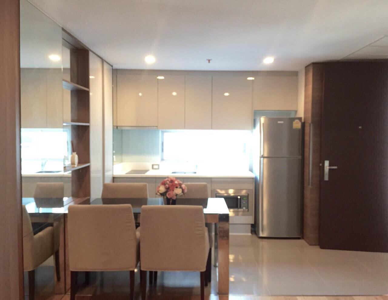 Piri Property Agency's 2 bedrooms Condominiumon 41 floor For Rent 3