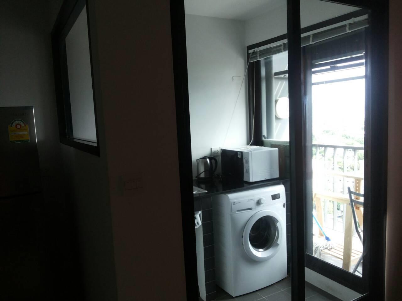 Piri Property Agency's studio bedrooms Condominiumon 17 floor For Rent 5