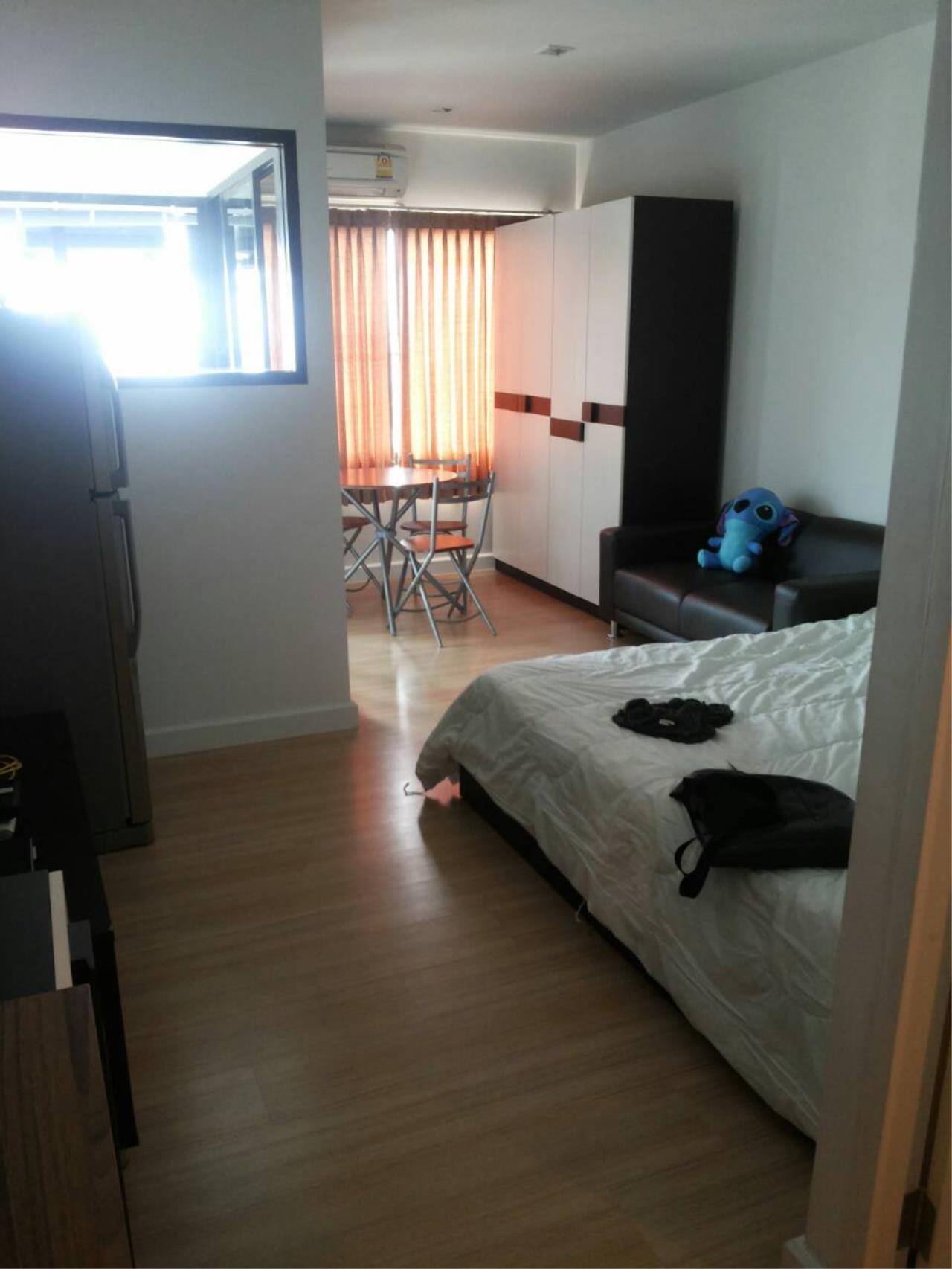 Piri Property Agency's studio bedrooms Condominiumon 17 floor For Rent 2