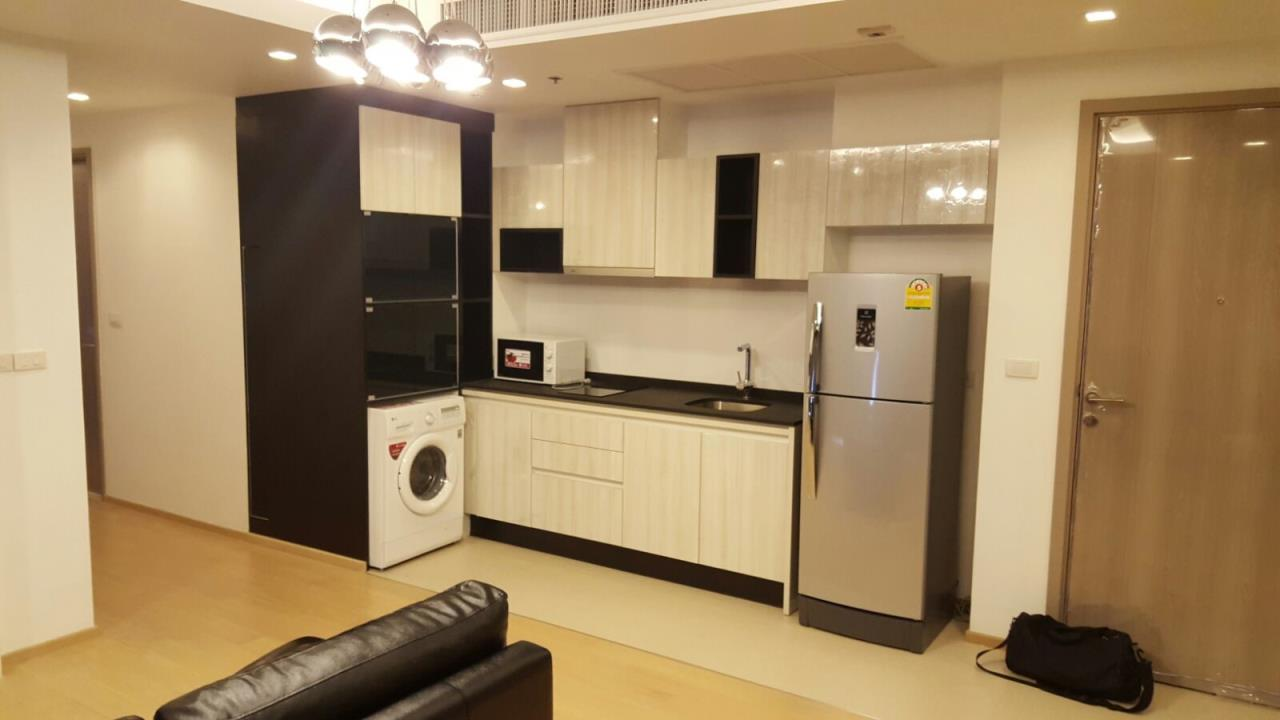 Piri Property Agency's 2 bedrooms Condominiumon 17 floor For Rent 6