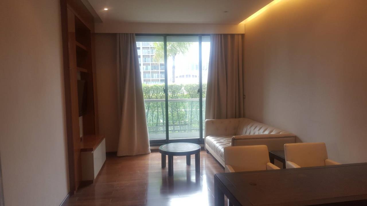 Piri Property Agency's 2 bedrooms Condominiumon 8 floor For Rent 1