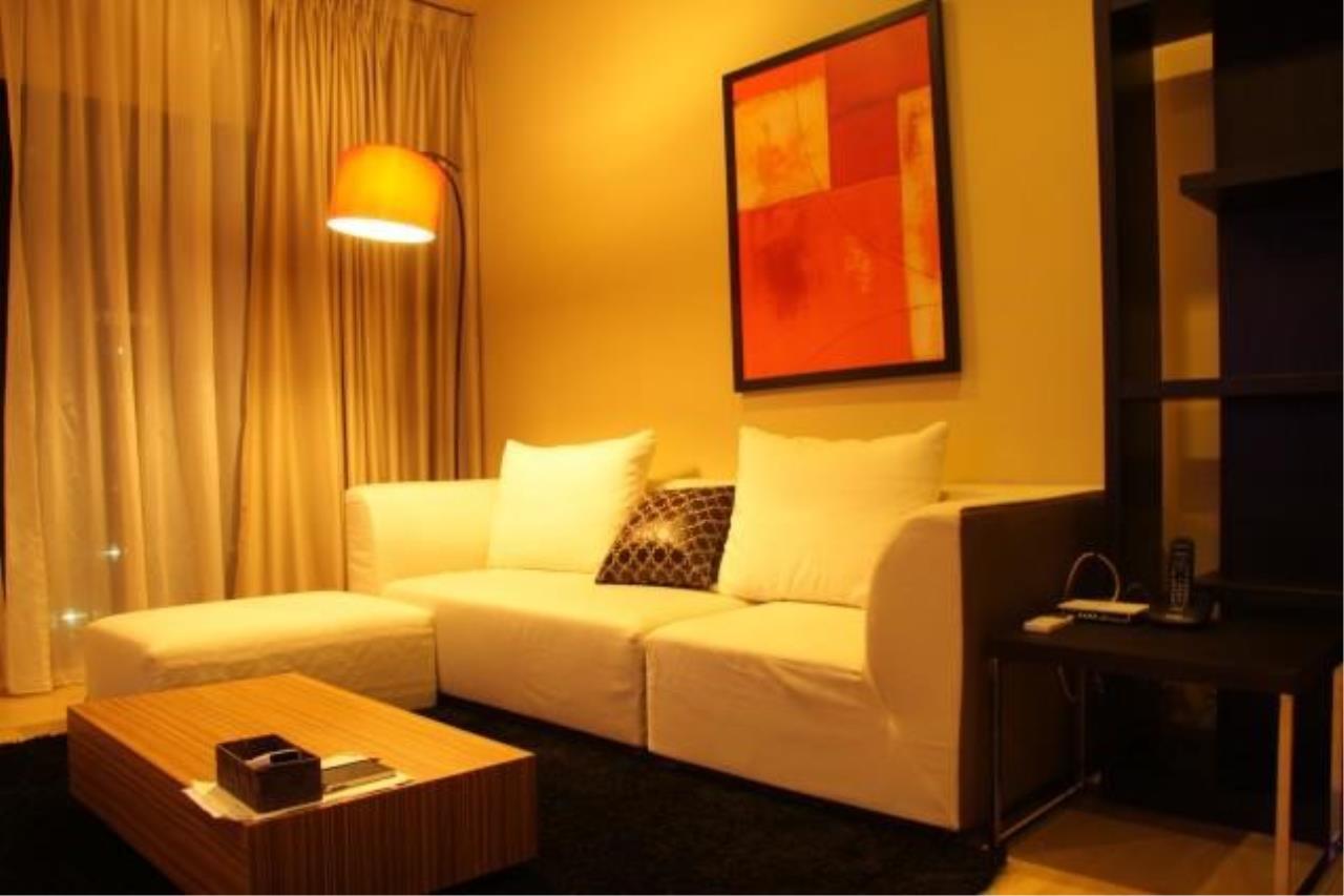 Piri Property Agency's 2 bedrooms Condominiumon 16 floor For Rent 1