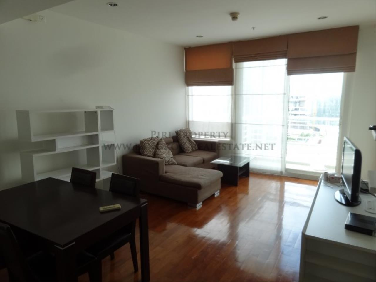Piri Property Agency's Siri Residence - Big 1 Bedroom Condo in Sukhumvit 24 2