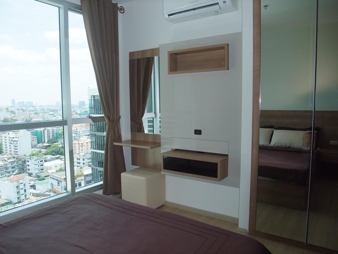 Piri Property Agency's one bedroom Condominiumon 18 floor For Rent 5