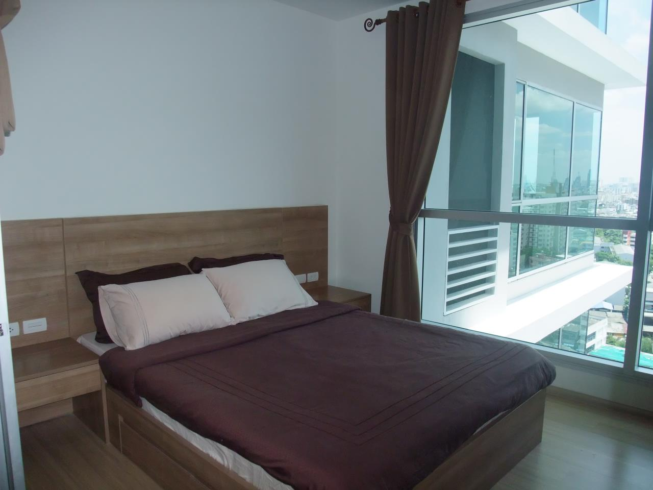 Piri Property Agency's one bedroom Condominiumon 18 floor For Rent 4