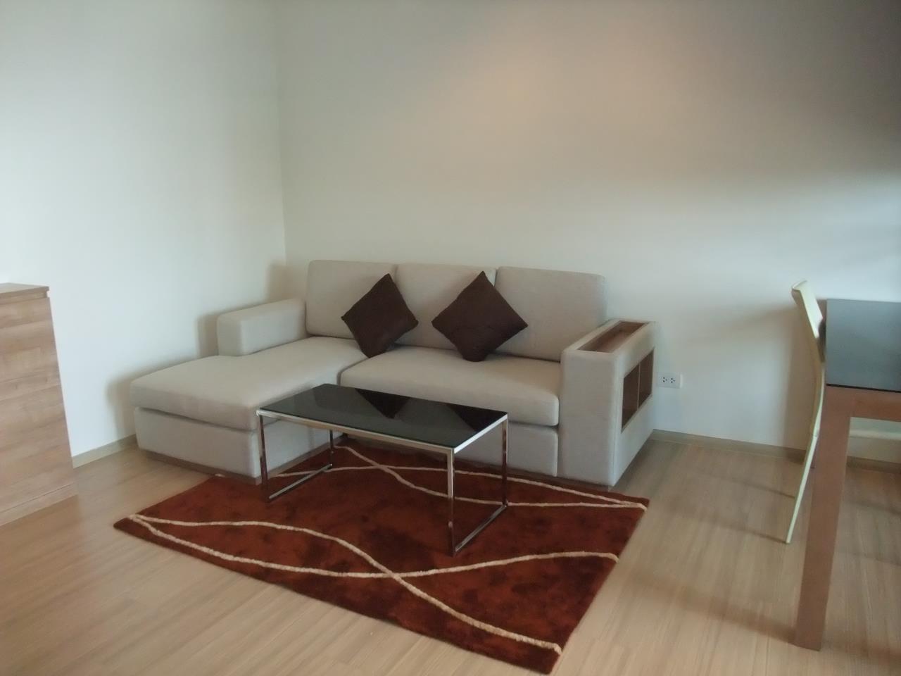 Piri Property Agency's one bedroom Condominiumon 18 floor For Rent 2