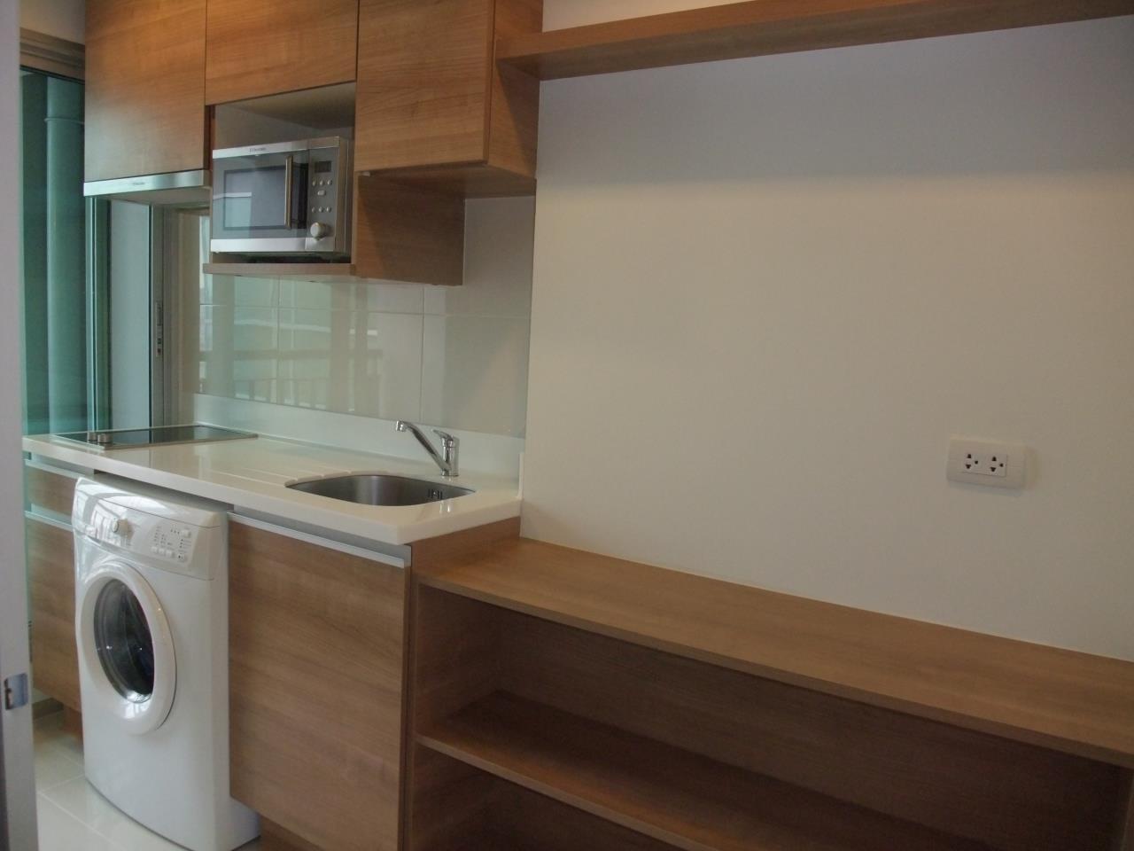 Piri Property Agency's one bedroom Condominiumon 18 floor For Rent 3