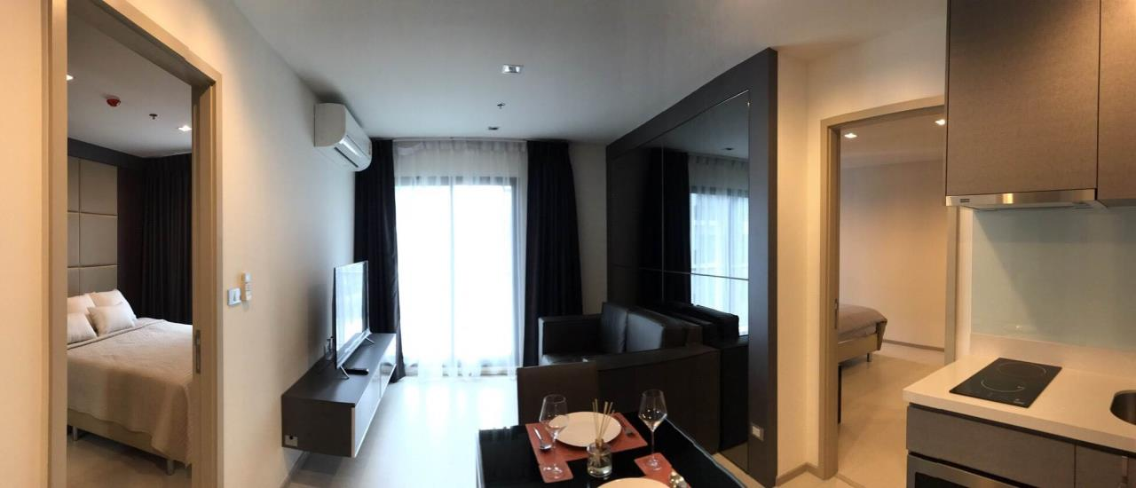 Piri Property Agency's 2 bedrooms Condominiumon 15 floor For Rent 1