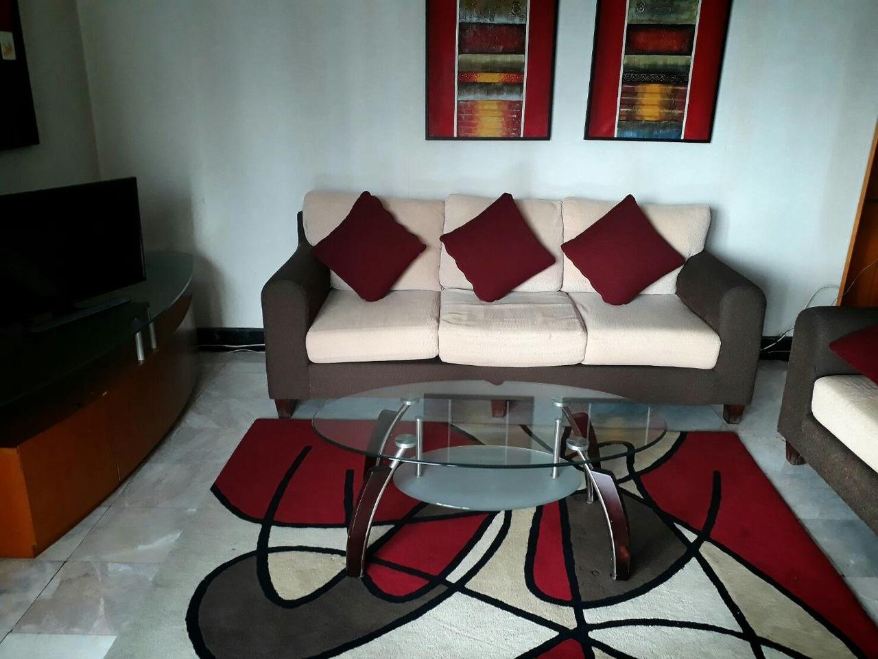Piri Property Agency's 2 bedrooms Condominiumon 12 floor For Rent 1