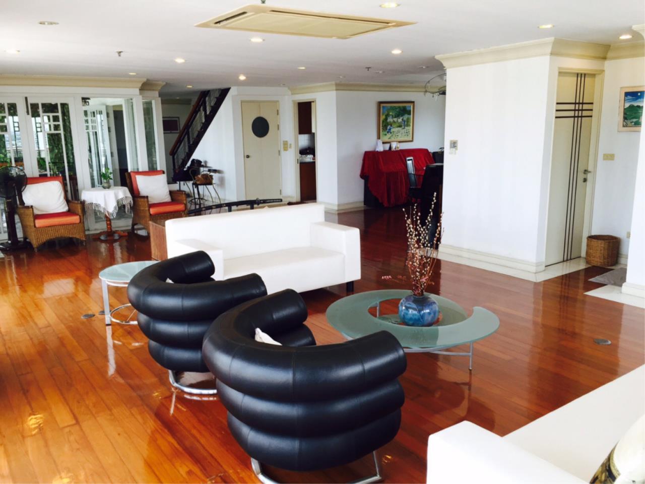 Piri Property Agency's 5 Duplex bedrooms Condominiumon 21 floor For Sale 2