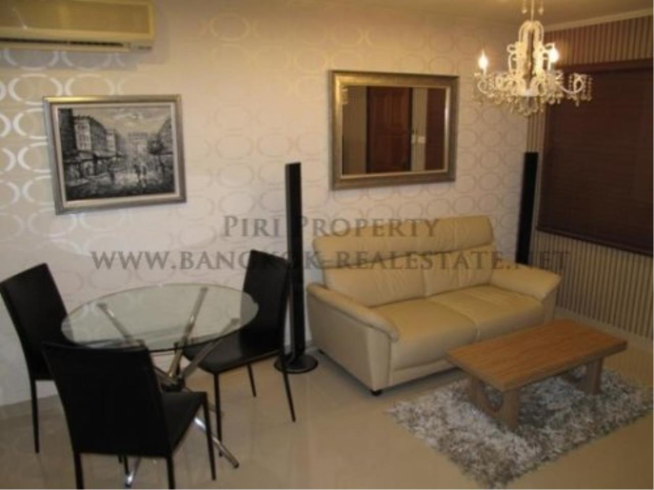 Piri Property Agency's Regent On The Park 1 - Fully furnished one bedroom Condo for Sale 1