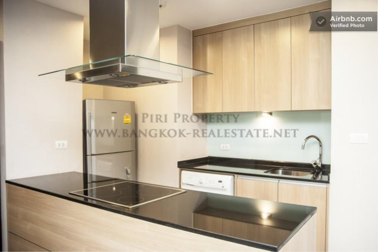Piri Property Agency's 2 Bedroom Condo in The Lakes building for Rent - High Floor 8