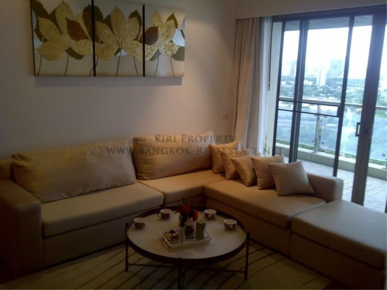 Piri Property Agency's 2 Bedroom Condo in The Lakes building for Rent - High Floor 2
