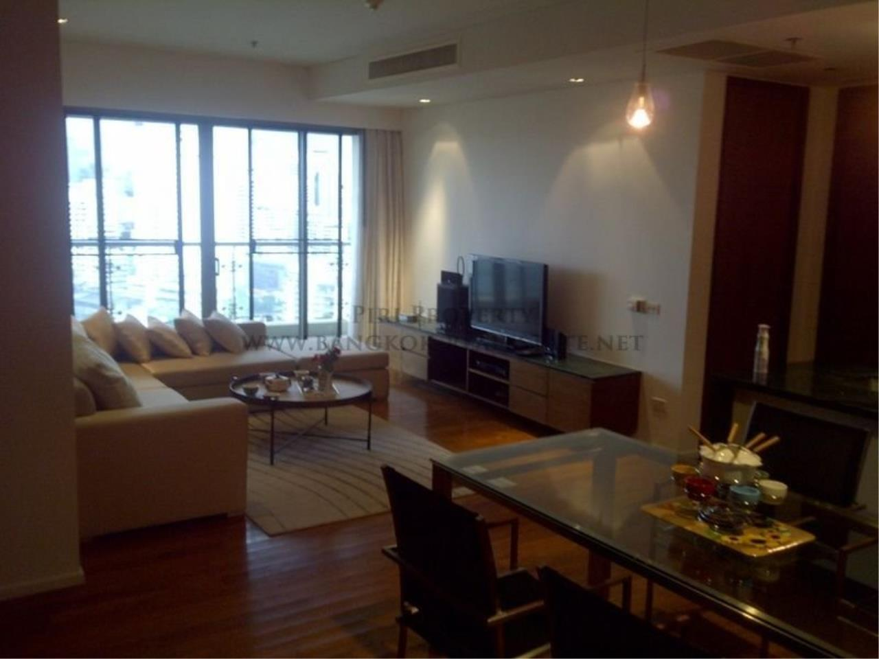 Piri Property Agency's 2 Bedroom Condo in The Lakes building for Rent - High Floor 3