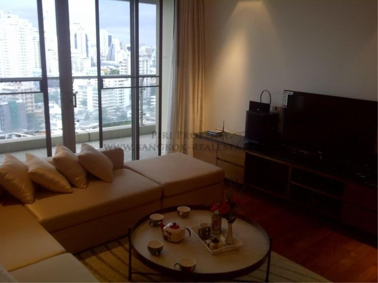 Piri Property Agency's 2 Bedroom Condo in The Lakes building for Rent - High Floor 1