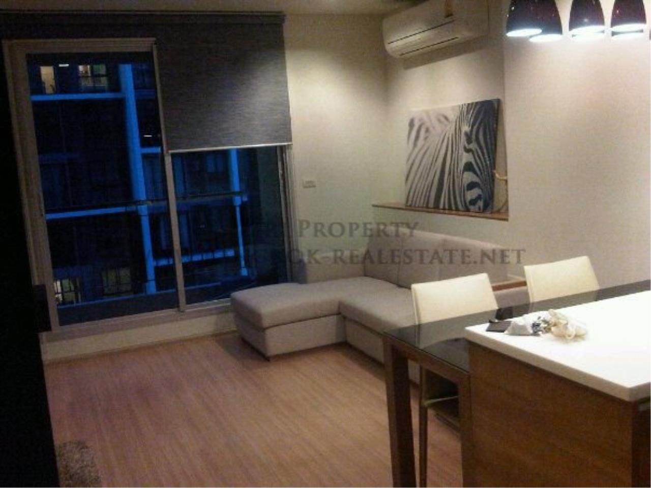 Piri Property Agency's Rhythm Ratchada - Huay Kwang - modern 1 Bedroom Condo for Rent 2
