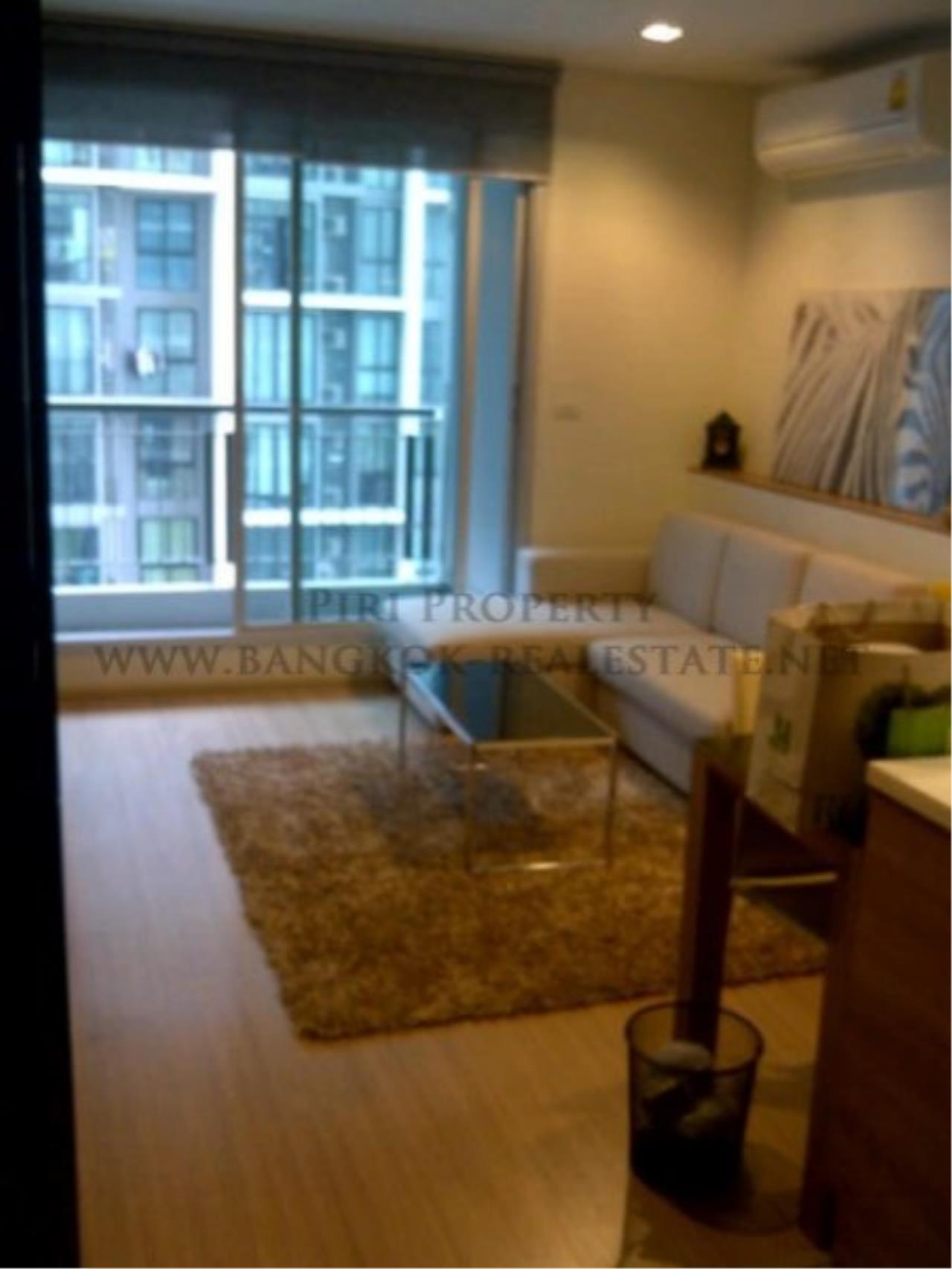 Piri Property Agency's Rhythm Ratchada - Huay Kwang - modern 1 Bedroom Condo for Rent 4