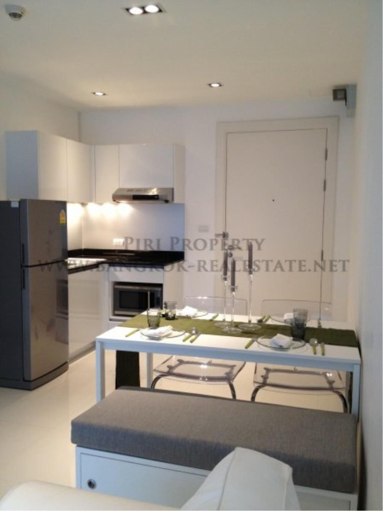 Piri Property Agency's Nice 2 Bedroom Condo in Asoke - 70 SQM - Fully furnished 2