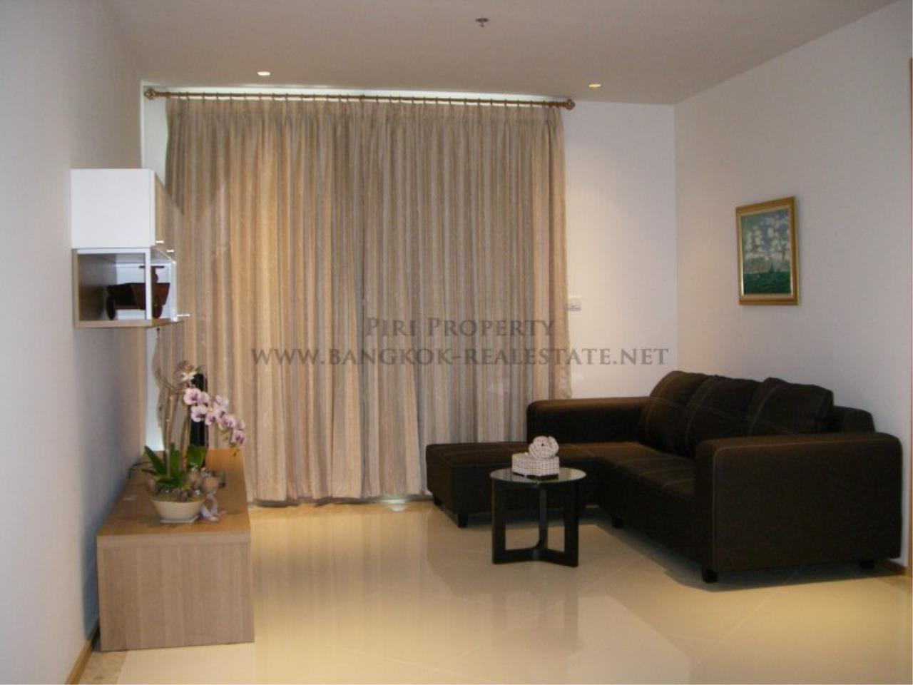 Piri Property Agency's Empire Place Sathorn - 1 Bedroom on High Floor for Rent 1