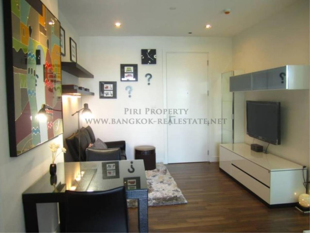 Piri Property Agency's The Room 62 - Modern One Bed next to the BTS - Fully furnished 2