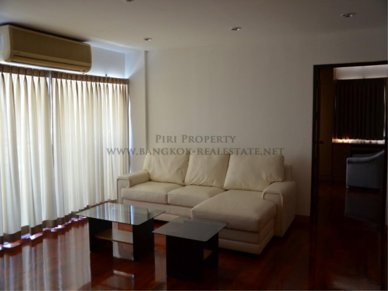 Piri Property Agency's Spacious 3 Bedroom Condo in Ekkamai - 128 SQM for 50K - Top View Tower - 30th Floor 2