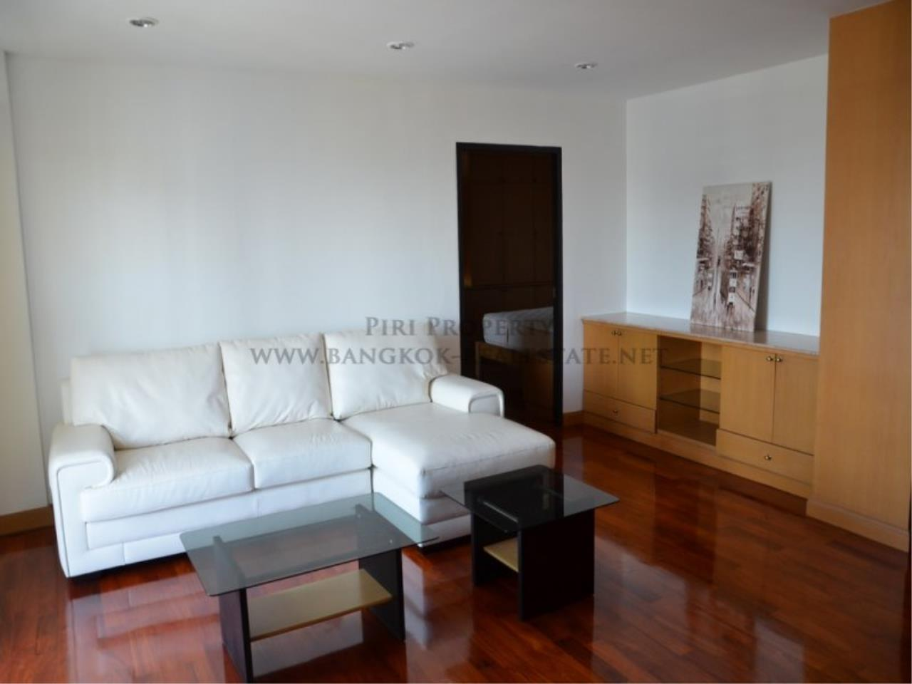 Piri Property Agency's Spacious 3 Bedroom Condo in Ekkamai - 128 SQM for 50K - Top View Tower - 30th Floor 1