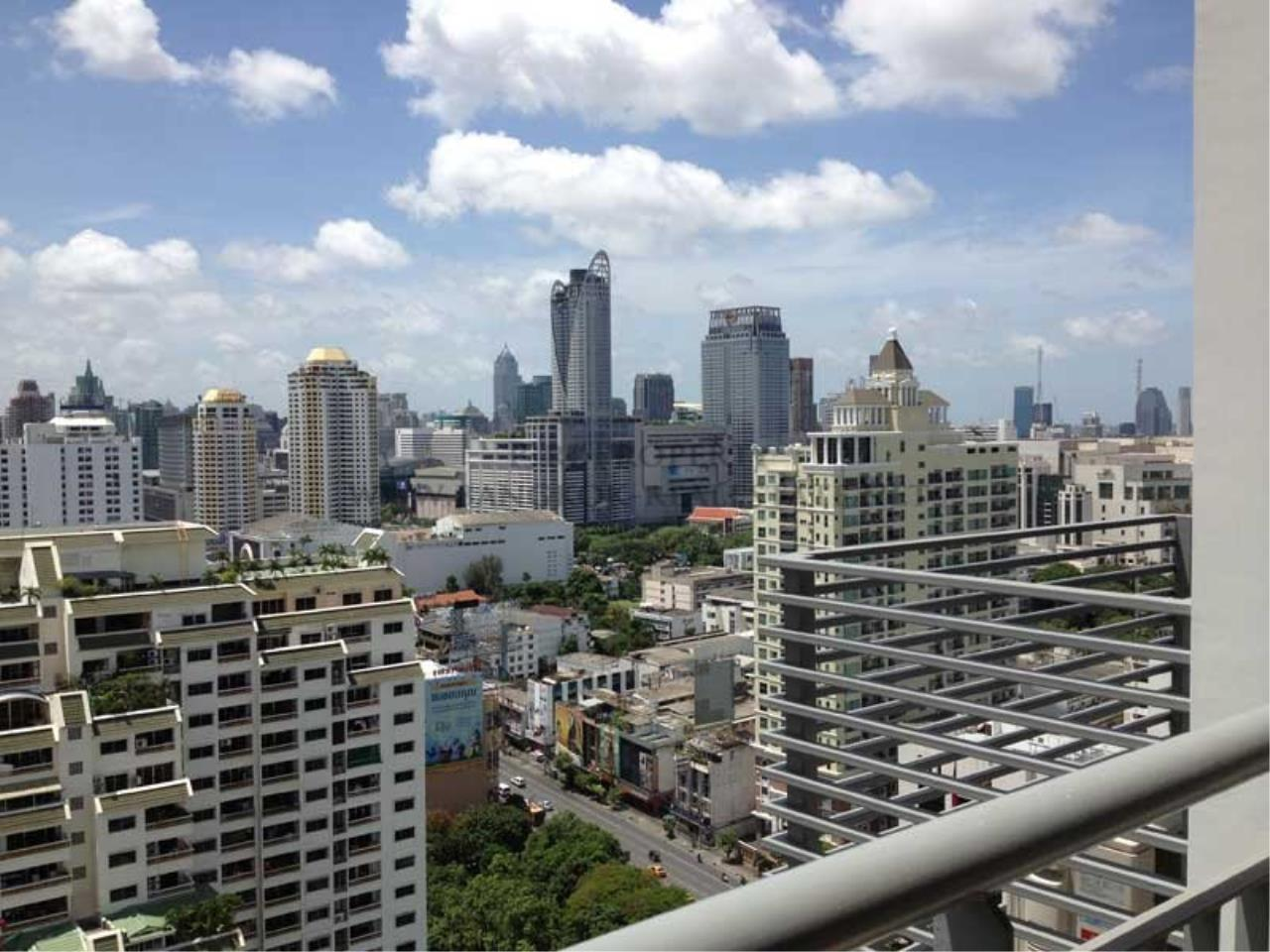 Piri Property Agency's 1 Bedroom in Villa Ratchatewi - Fully furnished on 25th Floor 7