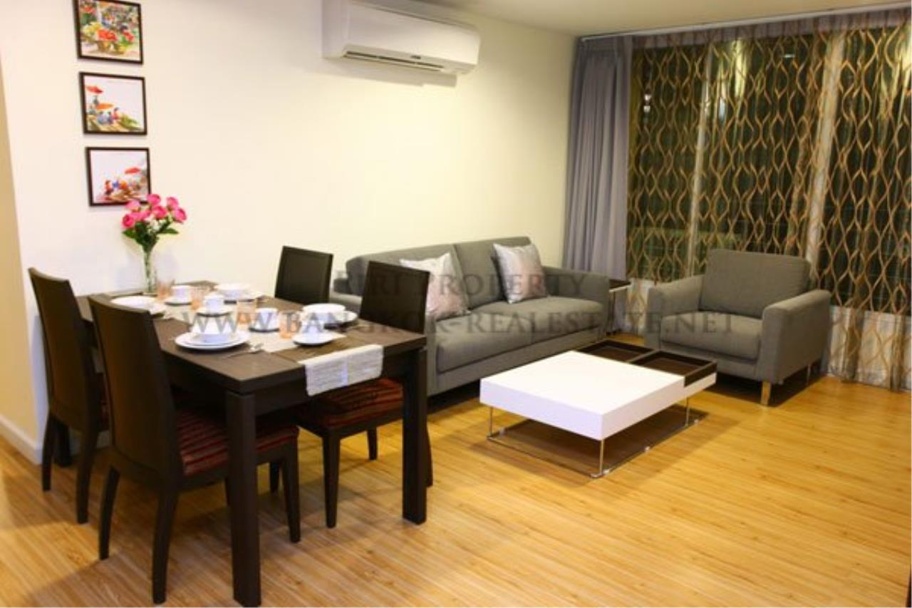 Piri Property Agency's 2 Bedrooms for Rent next to Lumpini Park - Modern Apartment with free shuttle to Ratchadamri 3