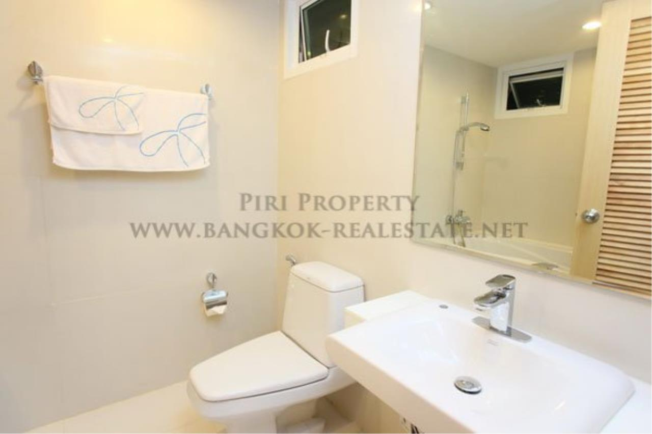 Piri Property Agency's 2 Bedrooms for Rent next to Lumpini Park - Modern Apartment with free shuttle to Ratchadamri 5