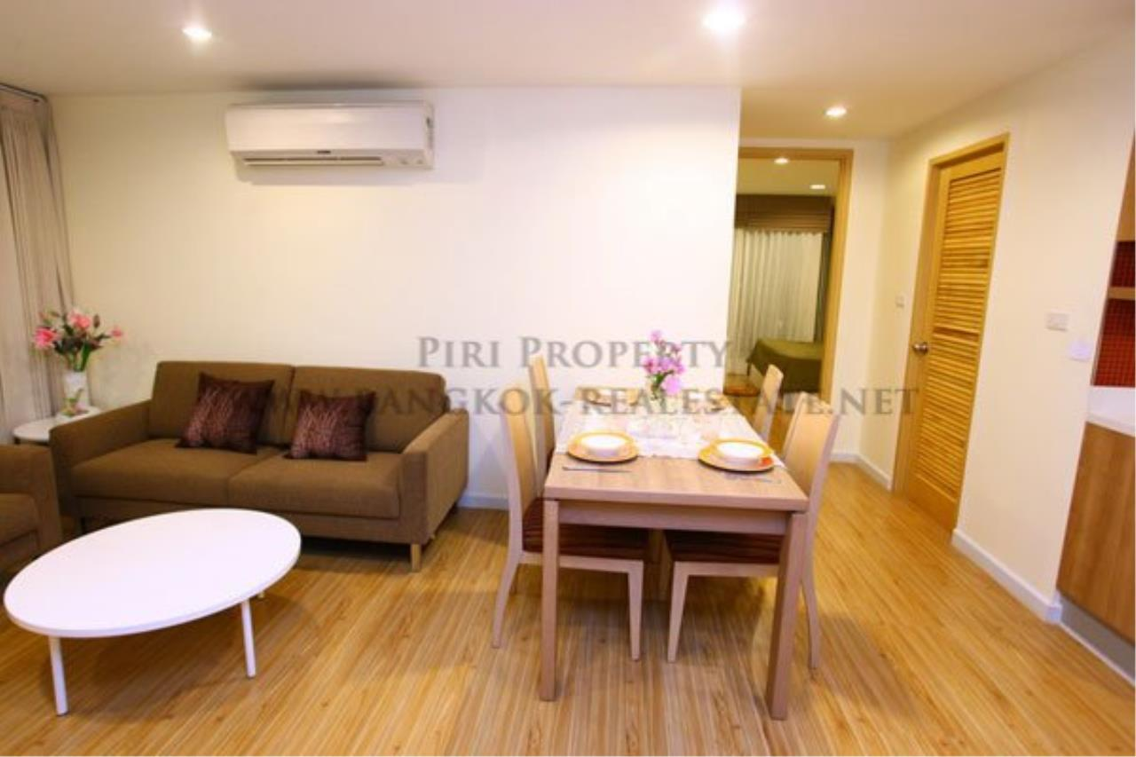 Piri Property Agency's 2 Bedroom Apartment opposite Lumpini Park - Modern Decoration 6