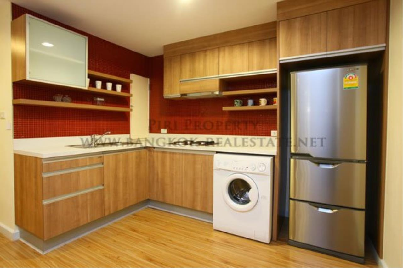 Piri Property Agency's 2 Bedroom Apartment opposite Lumpini Park - Modern Decoration 7
