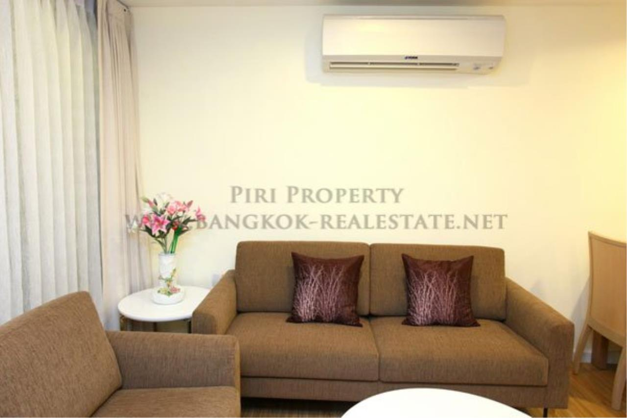 Piri Property Agency's 2 Bedroom Apartment opposite Lumpini Park - Modern Decoration 5