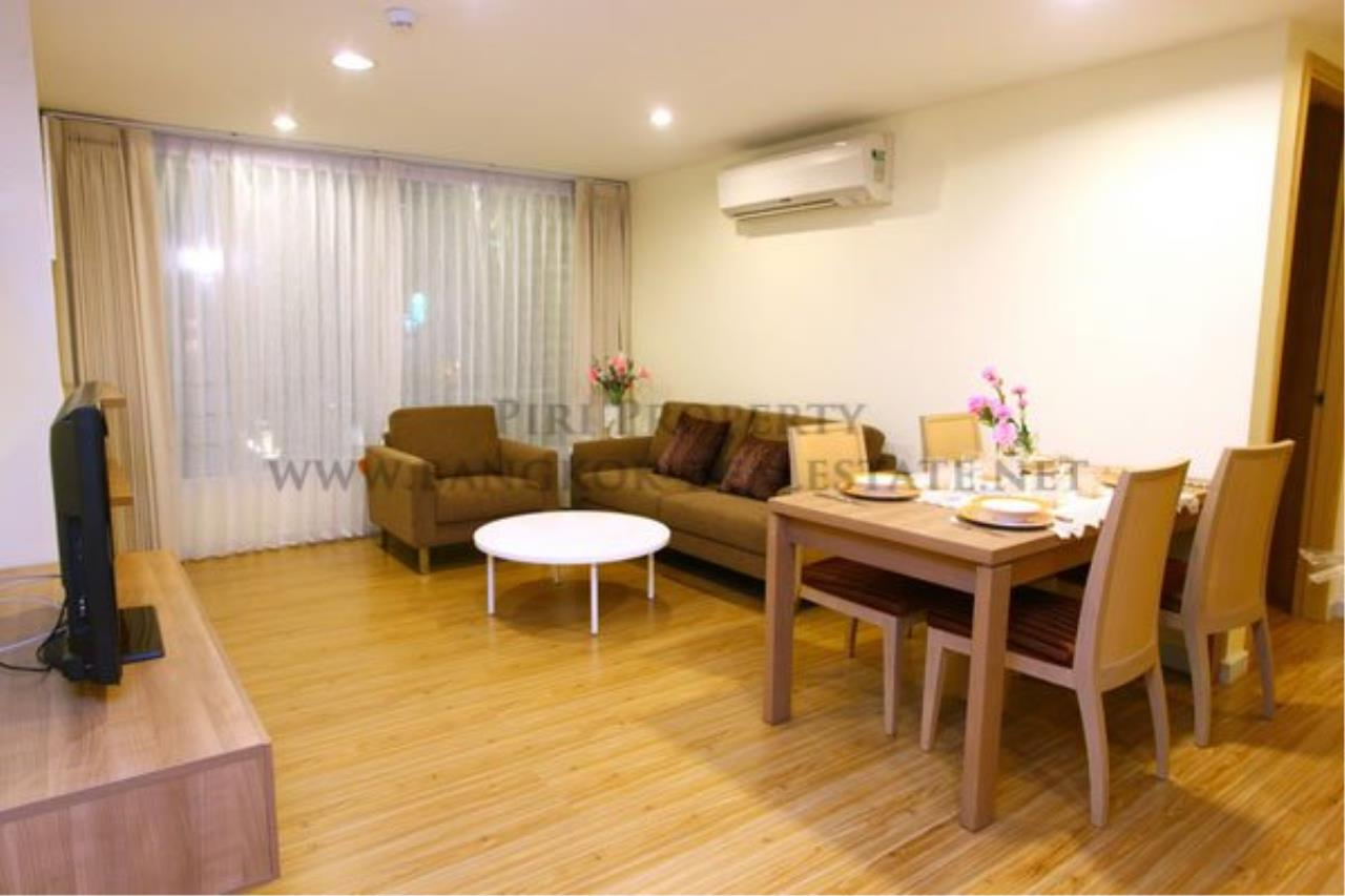 Piri Property Agency's 2 Bedroom Apartment opposite Lumpini Park - Modern Decoration 8