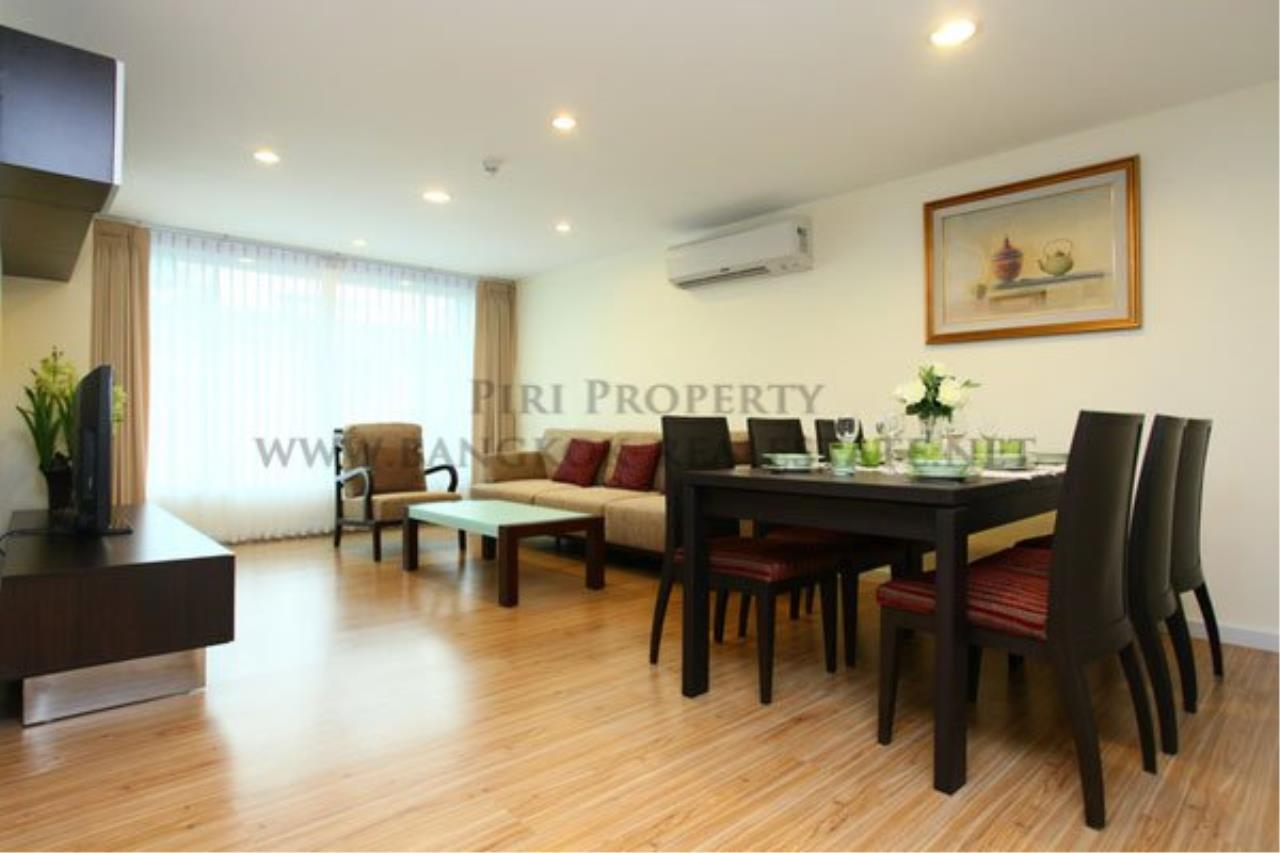 Piri Property Agency's 3 Bedroom with 117 SQM - Nice Apartment near Lumpini Park for Families 5
