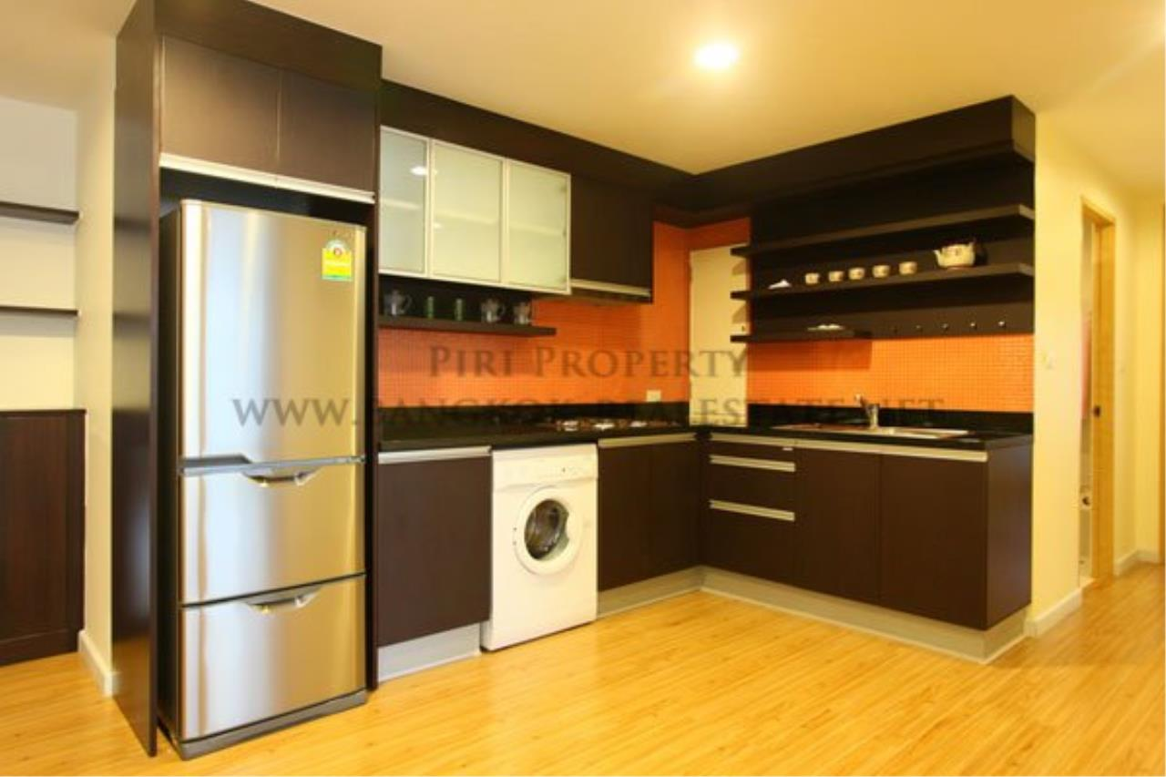 Piri Property Agency's 3 Bedroom with 117 SQM - Nice Apartment near Lumpini Park for Families 4