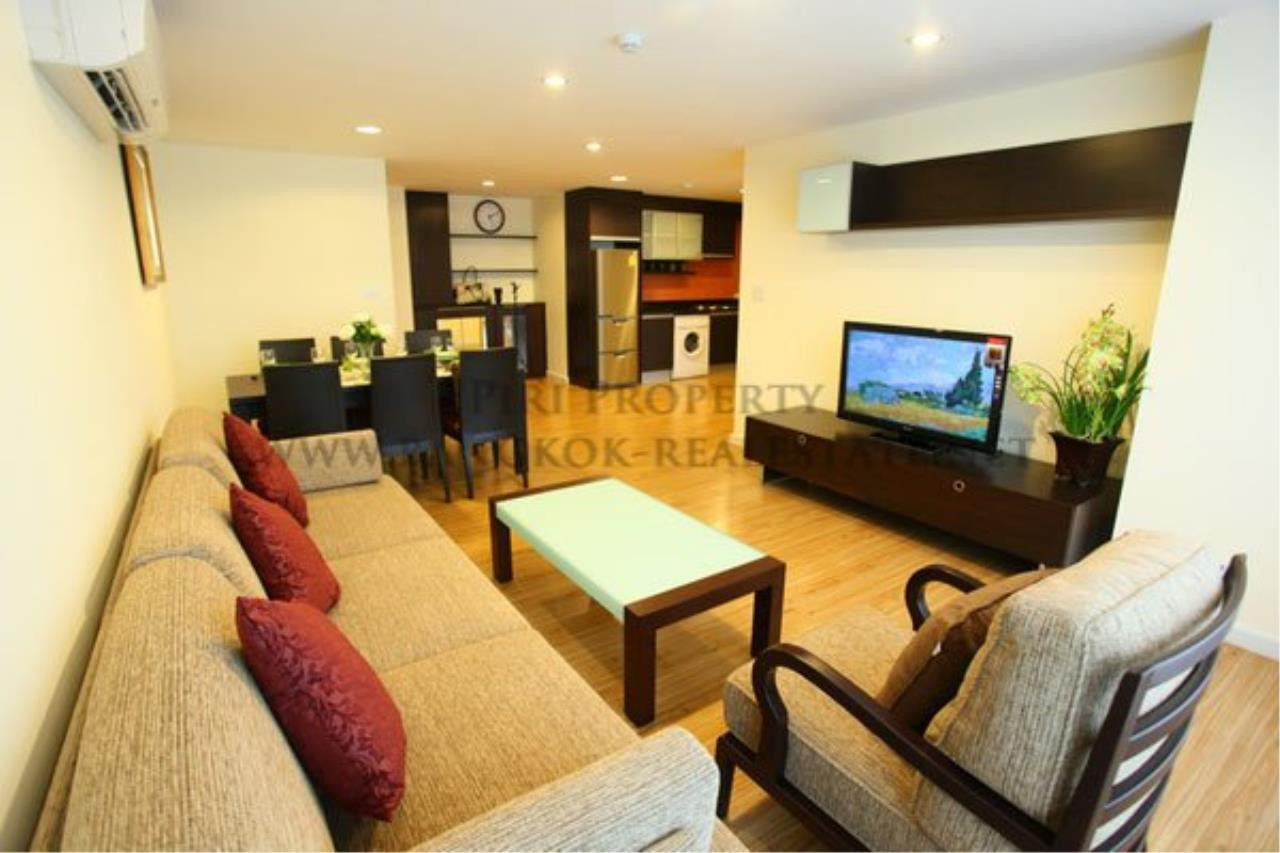 Piri Property Agency's 3 Bedroom with 117 SQM - Nice Apartment near Lumpini Park for Families 1