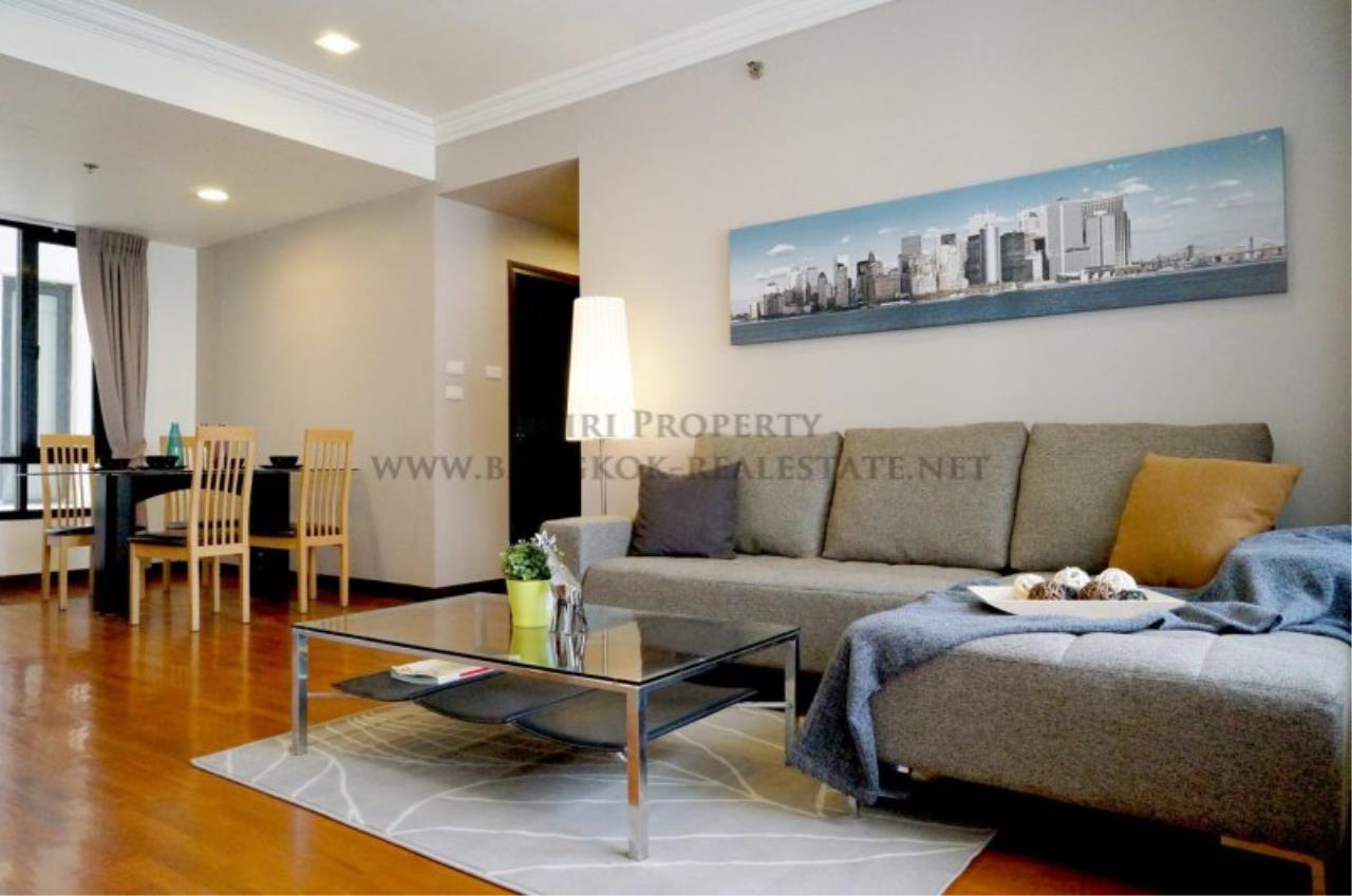 Piri Property Agency's Renovated Condo in Baan Piya Sathorn for Rent - 2 Bedrooms 1