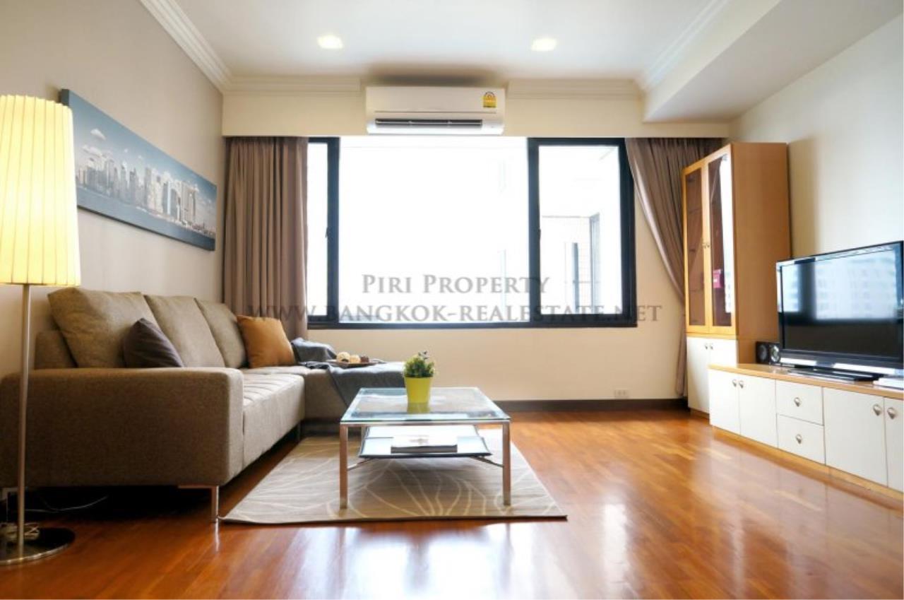 Piri Property Agency's Renovated Condo in Baan Piya Sathorn for Rent - 2 Bedrooms 2