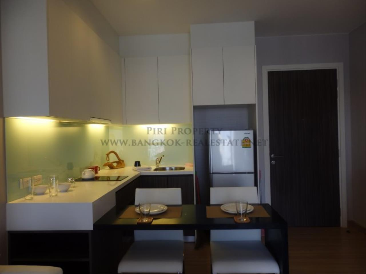 Piri Property Agency's Absolute Urbano Sathorn-Taksin - 1 Bedroom on 31st Floor for Rent 5