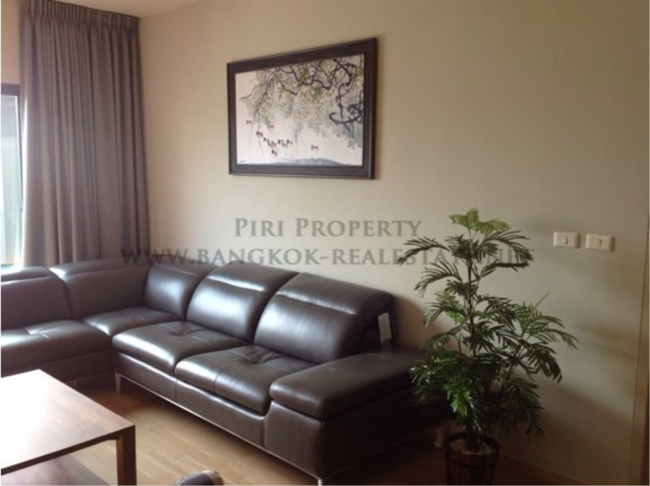 Piri Property Agency's Nicely furnished 2 Bedroom Condo - Noble Reveal - Next to Ekkamai BTS 1
