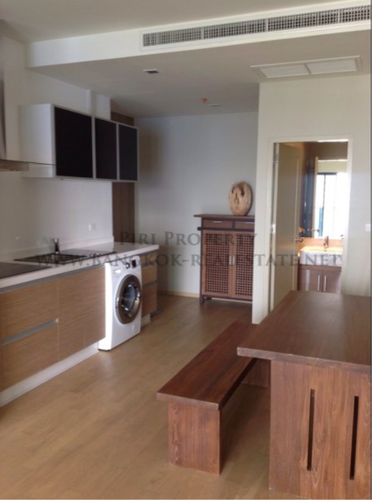 Piri Property Agency's Nicely furnished 2 Bedroom Condo - Noble Reveal - Next to Ekkamai BTS 7