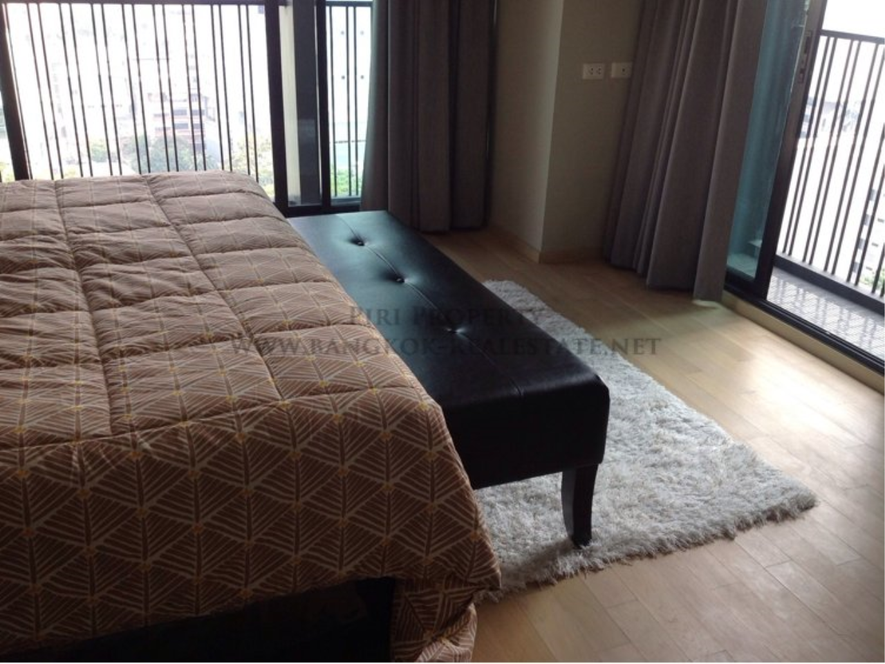 Piri Property Agency's Nicely furnished 2 Bedroom Condo - Noble Reveal - Next to Ekkamai BTS 4