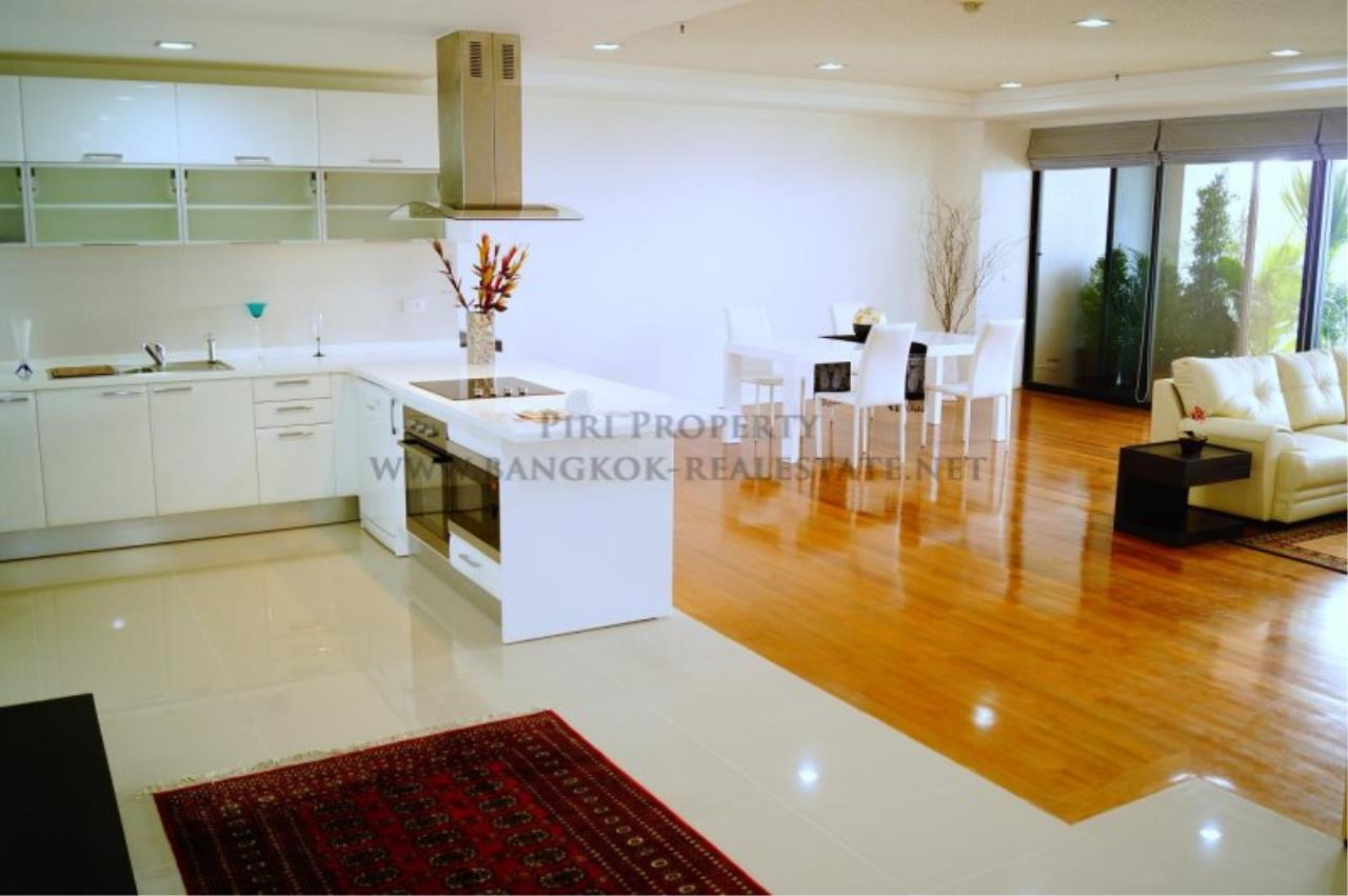Piri Property Agency's Exclusive Condo Unit near Lumpini Park - 3 Bedrooms - Fully renovated 3